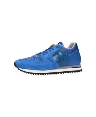 Brimarts - Sneakers uomo in camoscio - Art. 318564F