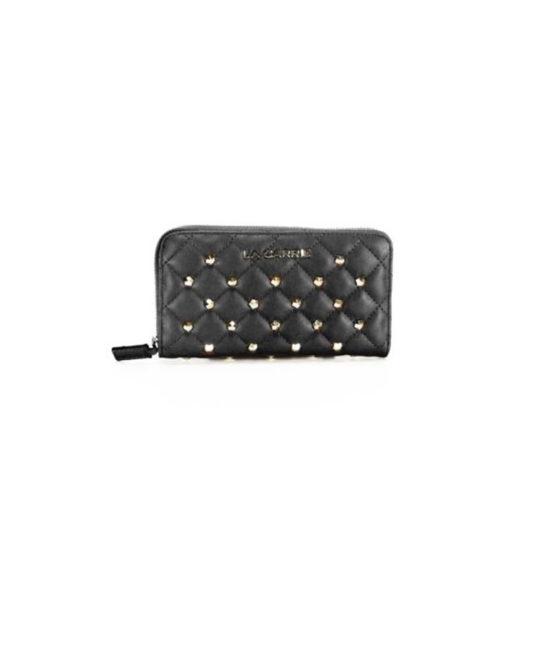 La Carrie - Portafoglio donna con borchie - Art. 172-AB-910