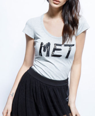 Met - T-shirt Donna - Art. Mouse