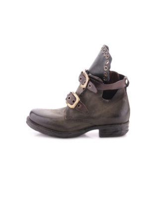 AS98 - Stivaletto donna in pelle - Art. 259202