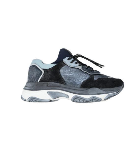 Bronx - Sneakers donna - Art. 66167 Dark blue