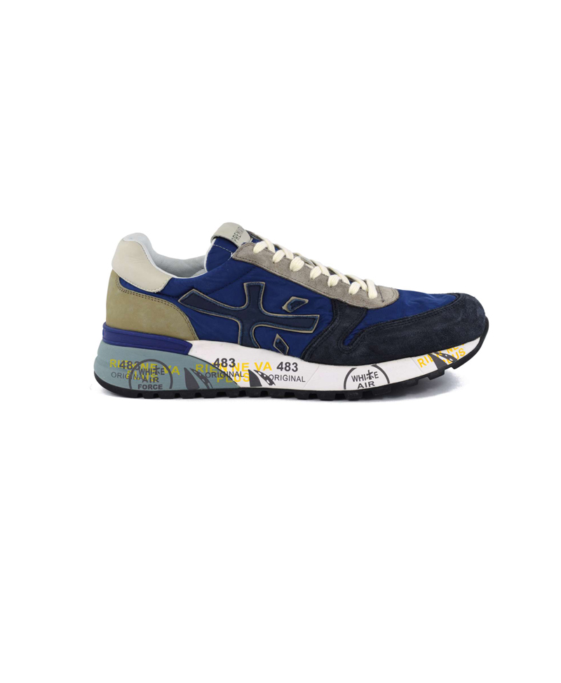 358fe017bc Premiata - Sneakers uomo - Art. Mick 3750