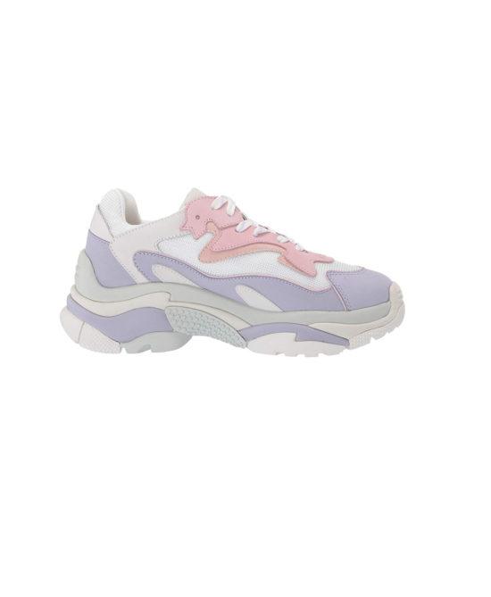Ash - Sneakers donna - Art. Addict Bis lavanda
