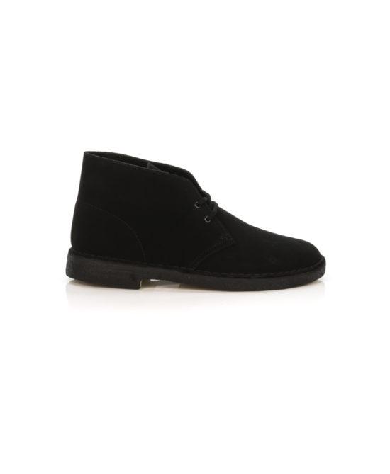 Clarks - Polacchino donna - Art. Desert Boots Nero