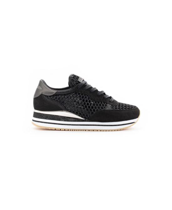 Crime London - Sneakers donna - Art. 25554 Nero