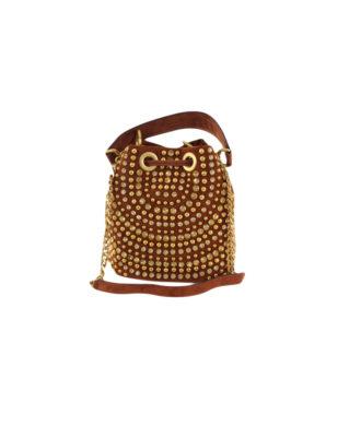 La Carrie Bag – Borsa donna – Art. 192P-E-130-SUP Cuoio