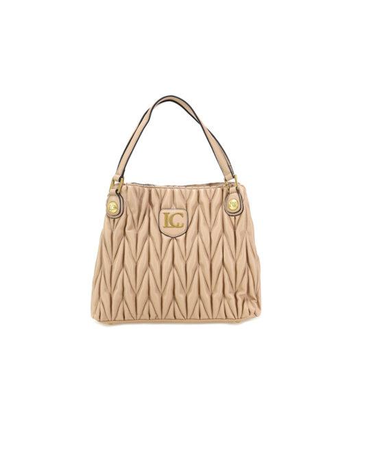 La Carrie Bag – Borsa donna – Art. 192M-M-640 Beige