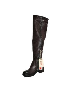 AS98 - Stivali donna in pelle - Art. 261341 Liz