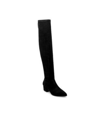 Steve Madden - Stivali donna in camoscio  - Art. Carli