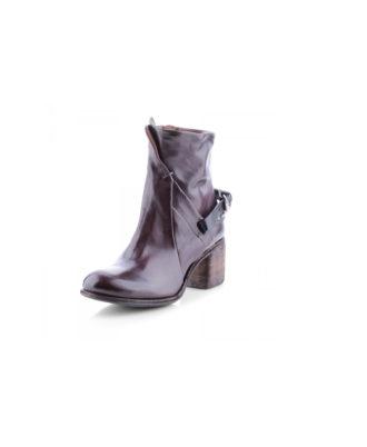 AS98 - Stivali donna in pelle - Art. 597221 Liz/Nero