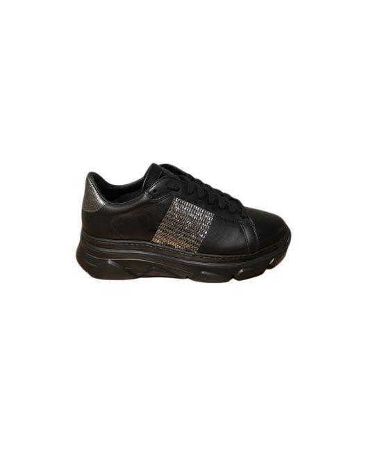Stokton - Sneakers donna - Art. 650D Nero