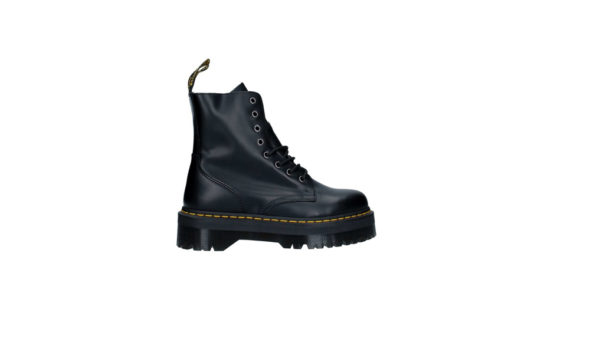 Dr Martens Jadon Black Polished
