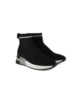 Ash - Sneakers donna - Art. Kyle Lurex black