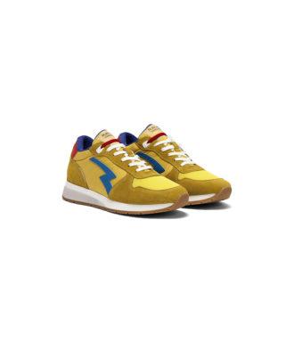 Run2me - Sneakers uomo - Art. Blast Giallo