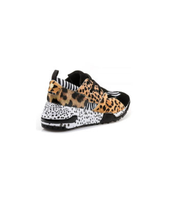 Steve Madden - Sneakers donna - Art. Cliff Zebra