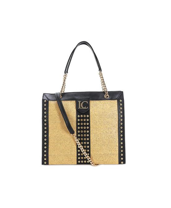 La Carrie Bag – Borsa donna – Art. 101P-VA-155 Gold/black
