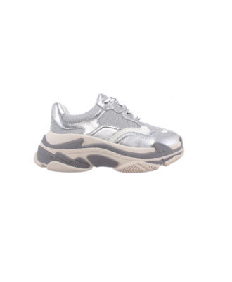 La Carrie - Sneakers donna - Art. 601-506-10 Argento