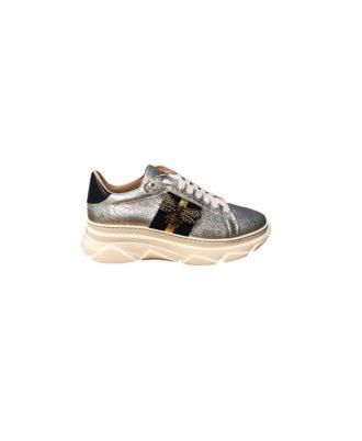 Stokton - Sneakers donna - Art. 756 Argento