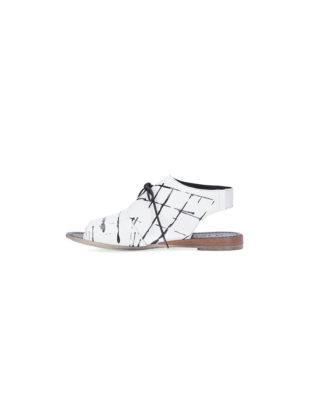 Le Bohemien - Sandali donna - Art. SC350 Bianco