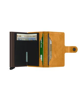 Secrid - Porta tessere - Art. Mini wallet vintage ochre