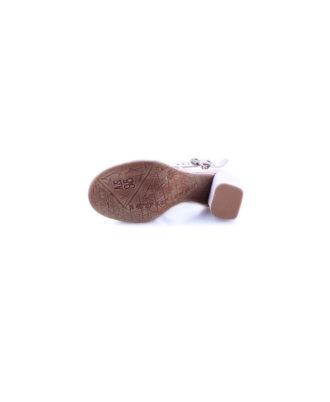 AS98 - Sandali donna in pelle - Art. A03004 Dust