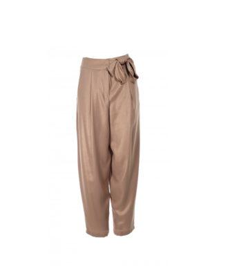 Fracomina - Pantaloni Donna - Art. FR20SP149 Dark Sand