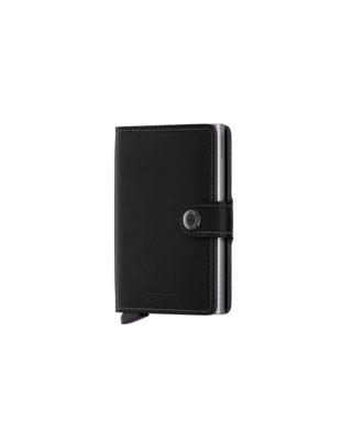 Secrid - Porta tessere - Art. Mini wallet Black