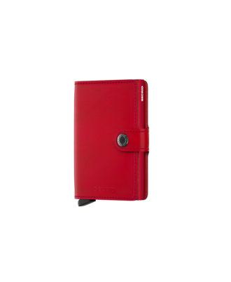Secrid - Porta tessere - Art. Mini wallet Red