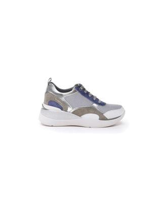 Stonefly - Sneakers donna - Art. 213838 White-Stellar blue