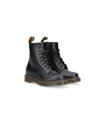 Dr Martens - Anfibio donna - Art. 1460 Smooth Black