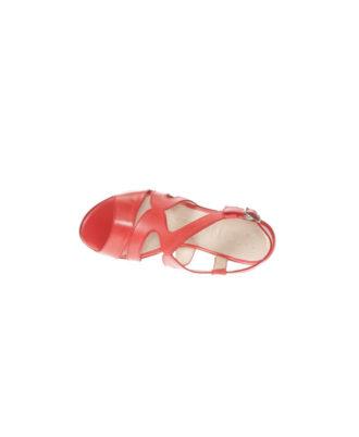 Wonders - Sandali donna in pelle - Art. L-9162 Rosso