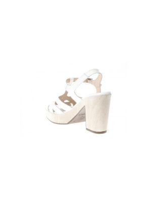Wonders - Sandali donna in pelle - Art. L-9164 Bianco