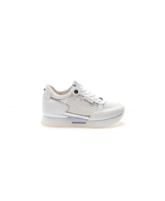 Apepazza - Sneakers donna - Art. Rose White