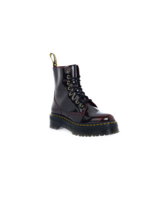 Dr Martens - Anfibio donna - Art. Jadon Cherry Red