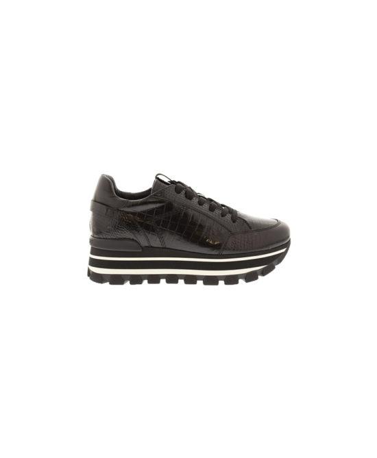 Janet Sport - Sneakers donna - Art. 46654 Black