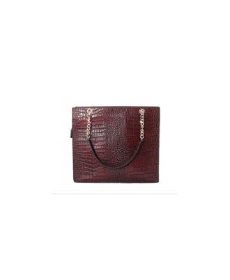 La Carrie Bag – Borsa donna – Art. 102P-VA-132 Burgundy