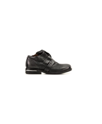 AS98 - Scarpe donna in pelle - Art. 516134 Nero
