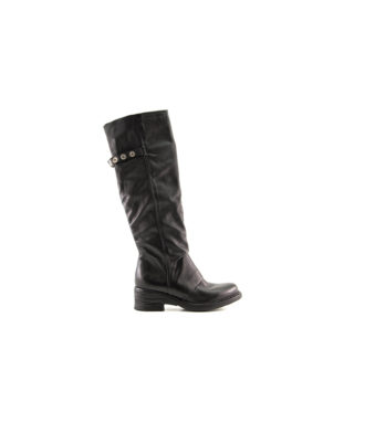 AS98 - Stivali donna in pelle - Art. A23309 Nero