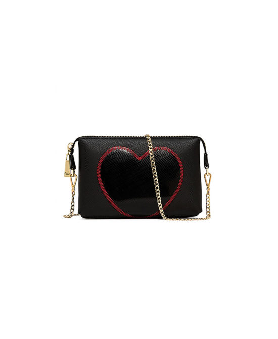 Gum By Gianni Chiarini – Borsa donna – Art. 8898 Nero