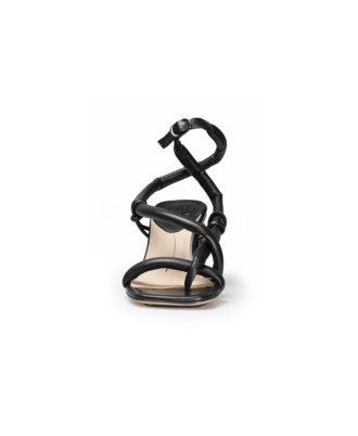 Ixos - Sandali donna in pelle - Art. E35031 Nero